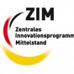 Zim Logo - Zentrales Innovationsprogramm Mittelstand